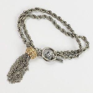 Banana Republic Bracelet Chain Tassel